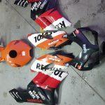 Plasty Honda CBR 1000 RR Repsol