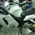 Honda CBR 1100 XX Black Bird